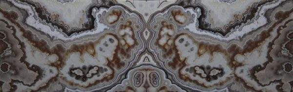 Marmura Bianco Nero Bookmatched