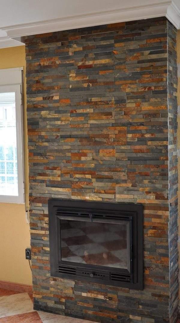 Ardezie rusty panel multicolora