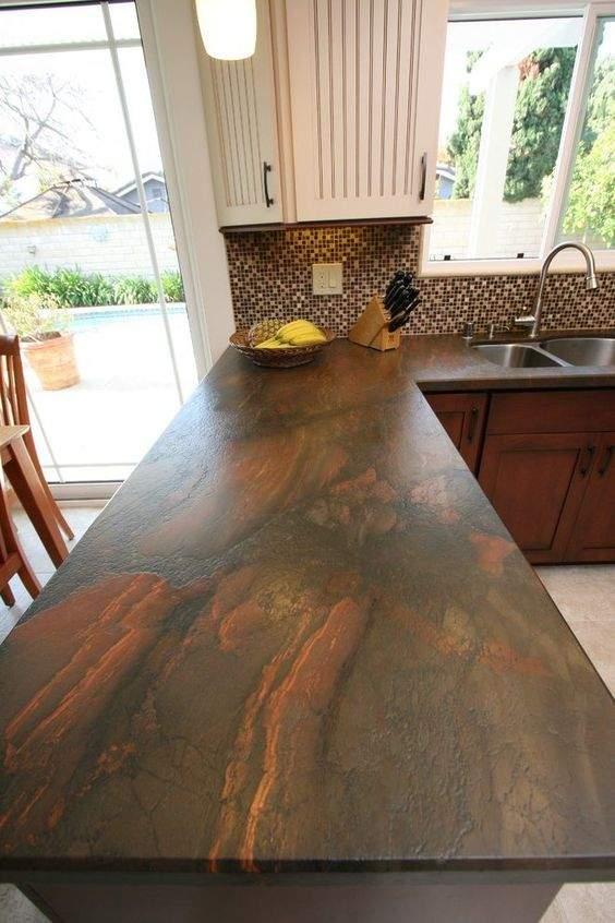 Copper Dune granit