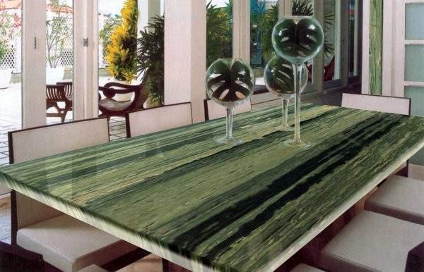 Verde Baboo granit