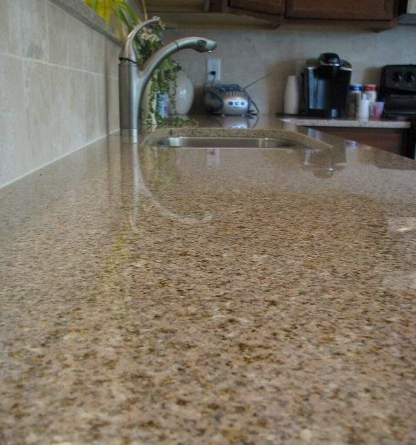 Honey granit