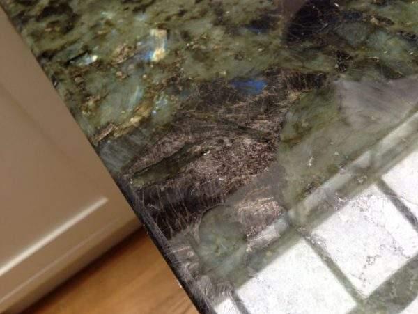 Labradorite Green granit