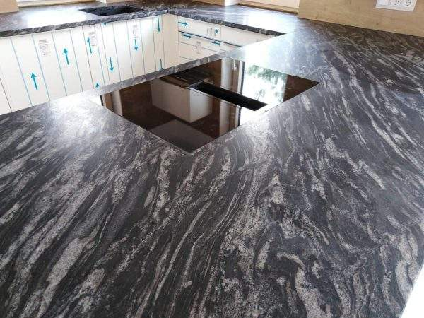Black Forest granit
