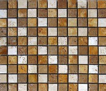 Mozaic Travertin Mix