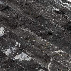 Travertin scapitat Nero Marquina