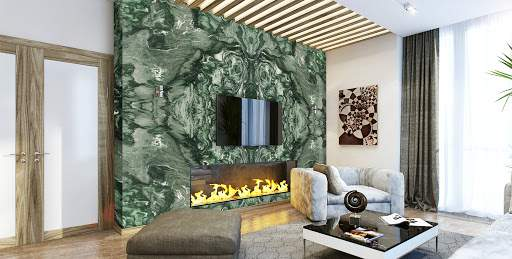 Laponia Green granit