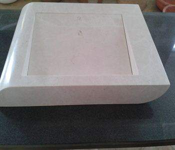 Chiuvete Marmura Verona Beige Marble